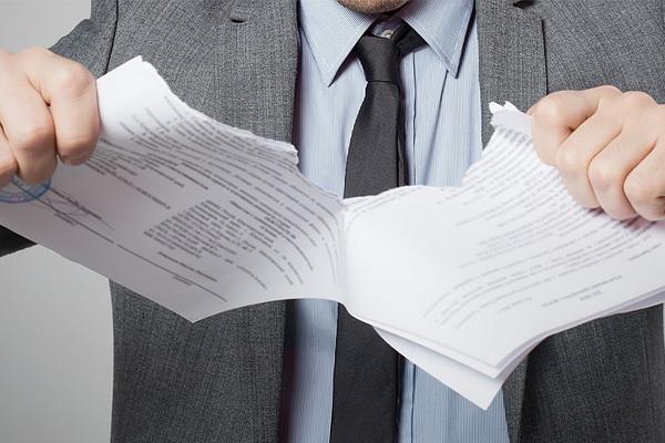 Расторжение предварительного договора купли продажи квартиры