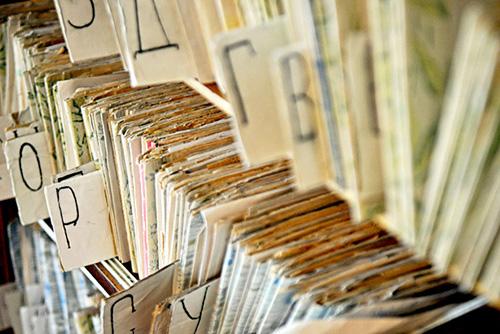 Сроки хранения амбулаторных карт в архиве приказ