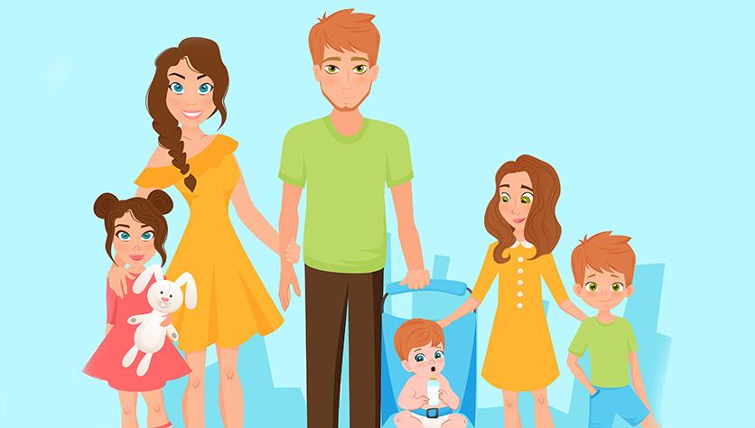 Является ли мать троих детей многодетной