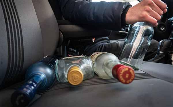 Что будет, если повторно попался пьяным за рулем?