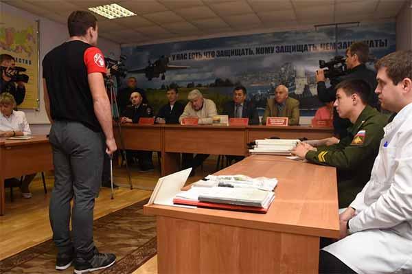 Замена иностранного военнного билета на российский